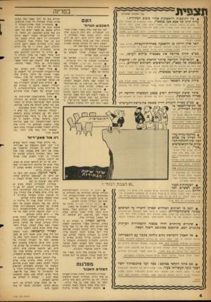 העולם הזה - גליון 1155 - 11 בנובמבר 1959 - עמוד 4 | לדוגמה 200 :בוחרי מפא״י בגבעת־ברנר 46 ,בוחרי מפא״י בגינוסר, קיבוצו של יגאל אלון. 9אוהדי מפא״י רבים הצביעו בעד אחדות־העבודה להסתדרות, כדי להשפיע על מפא״י שתתקן