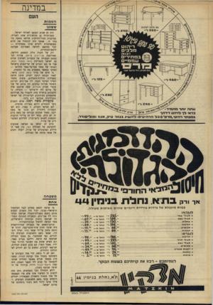 העולם הזה - גליון 1592 - 6 במרץ 1968 - עמוד 8 | במדינה העס ה שמות ששונו היה זד, שבוע הפכפך לאזרחי ישראל. מצב־הרוח נע מקיצוניות אחת לשנייה, בעיקבות מבול־ד,ידיעות שרדפו בחטף, בזו אחר זו. אפשר היד, להתחיל את