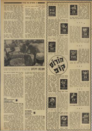 העולם הזה - גליון 1897 - 9 בינואר 1974 - עמוד 24 | סיפר מוטה גור עצמו על הדרך בה נכתב הספר :״עוד בשבוע הראשון שלאחר מילחמת ששת־הימים! … המחמירים טוענים ׳אפילו שכל הקרב שניהלה חטיבת הצנחנים של מוטה גור היה