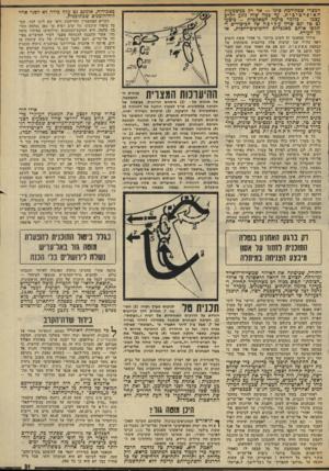 העולם הזה - גליון 1947 - 25 בדצמבר 1974 - עמוד 31 | המצרי שבקידמת סיני — אד רק במשמעות האופרטיבית. עד במה שזה נוגע לקרב עצמו -בלומר כרמה הטאקטית -ביצעו גם טל וגם שרון עקיפה של הביצורים ותקפו אותם מאגפיהם