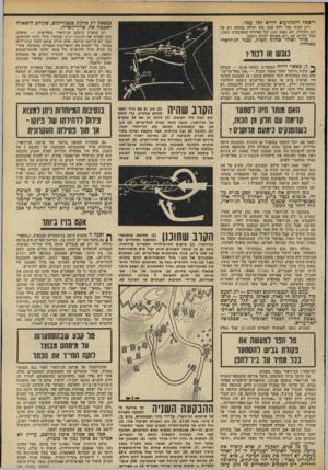 העולם הזה - גליון 1949 - 15 בינואר 1975 - עמוד 25 | ריצפה והמקלעים יורים רכל עבר. נמצאה רק פלוגת סנטוריוגים, שקודם הושארה לאבטח את שייך־זואייד. רוב הכוח עבר ללא פגע. אש יעילה נפתחה רק על זנב השדרה, שם נפגע פטון