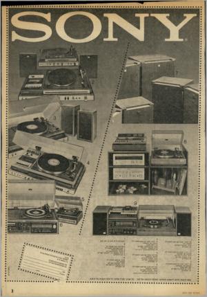 העולם הזה - גליון 1974 - 2 ביולי 1975 - עמוד 3 | - 26ק^ו-ו מגבר 1120 אנ 1הס פ קי))5 פטיפזן ידני טיונר ולט//וטוק סטריאו : זוג רמקולים <- 70ג )1וו מגבר 70 וואט הספקקק פטיפון חצי אוטומט־טס וא ש חנוט׳ טיונר