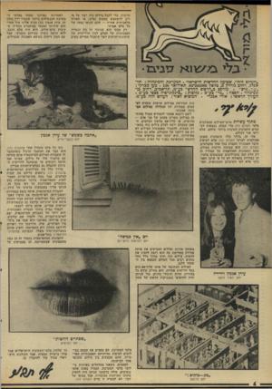 העולם הזה - גליון 1986 - 24 בספטמבר 1975 - עמוד 6 | חדשות. כדי לקבל צילום כזד. רצוי על פי רוב להשתמש במבזק (פלש) או תאורה מלאכותית אחרת — שהם שנואי נפשו של כל צלם אמיתי. רק טבעי הוא שניגוד זד, בין הנטייה