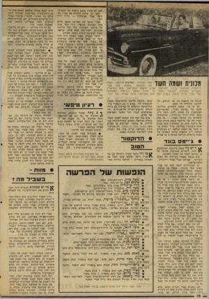 העולם הזה - גליון 2032 - 11 באוגוסט 1976 - עמוד 12 | 1 1 1 9 1י 11111 1911111ד זוהי מכונית הפלימוט הירוקה, בעלת # / 1י 11 11י 111111 11 #1111 הגג המתקפל, שאותה קנה אברי זיידנוורג באירופה בניגוד להוראות אס״ן,