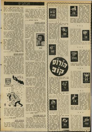העולם הזה - גליון 2056 - 26 בינואר 1977 - עמוד 6 | למרות שאיני נוהג להגיב בכתב על פירסומים שונים הקשורים בתנועת הפנתרים־השחורים, החלטתי לחרוג הפעם מנוהגי. … משהושג היעד דומה היה כי על תנועת הפנתרים השחורים