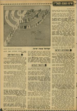 העולם הזה - גליון 2088 - 7 בספטמבר 1977 - עמוד 15 | איש ה שנה תטל ״ז (המשך מעמוד )13 הגנוז בעם ישראל יגבר על !סל !סרת אתיר, ובעזרת ההשגחה הלאומית העליונה, ושהיא ׳מיסטית, והעומדת ׳מעיל להוקי ההיגיזן הדגול.