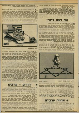 העולם הזה - גליון 2101 - 7 בדצמבר 1977 - עמוד 24 | התימרונים האמריקאיים גם הפחיתו במיקצת מיוקרתו של אל־סאדאת ומהדגשת־ההצלחה של מיבצע־השלום שלו. מדוע עשו זאת האמריקאים 7 יש לכך שורה של הסברים ותירוצים, חלקם