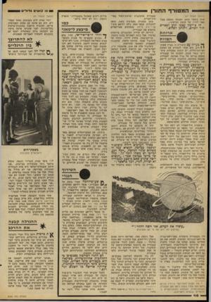 העולם הזה - גליון 2184 - 11 ביולי 1979 - עמוד 46 | באחד הערבים דיווח קיסינג׳ר לניבסון כטלפון. … אמנם כישלון רווי-דמים, אבל קיסינג׳ר יצא ממנה כהרגלו — מנצח. … את האבן בסקילה הנוראה הזו ידה קיסינג׳ר, הנאור
