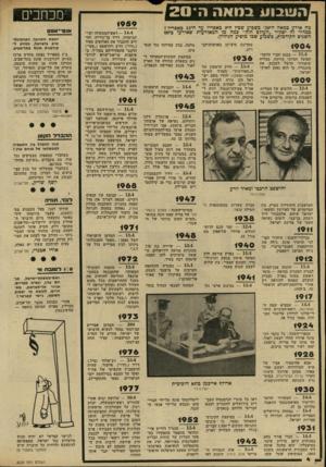 העולם הזה - גליון 2223 - 9 באפריל 1980 - עמוד 4 | יציג את 1942 מועמדותו לנשיאות בארצות- — 10.4אות הגבורה ה הברית מטעם המיפלגה הרפוב- בריטי צלב ג׳ורג׳ הוענק לאי ליקאית. 1952 1977 — 10.4שלושה ימים אחרי שהודיע