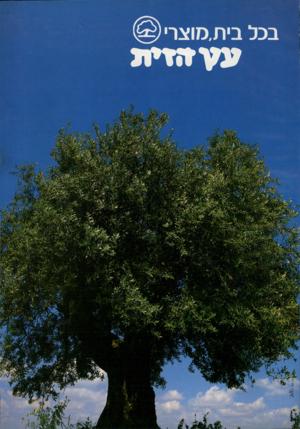 העולם הזה - גליון 2225 - 23 באפריל 1980 - עמוד 71   בכל בית,מוצרי ^ עץ זן