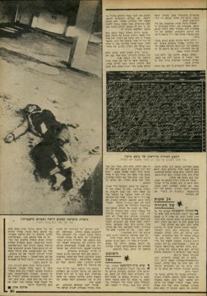 העולם הזה - גליון 2236 - 9 ביולי 1980 - עמוד 52 | איצטדיון בלומפילד ביפו. בחודש ינואר השנה. גרונה היה שסוע, ובגופה היו דקי־רות־סכין רבות. למחרת הרצח עצרה המישטרה את עלי עיסא, שהתגורר עם ז׳קלין בשנתיים ה