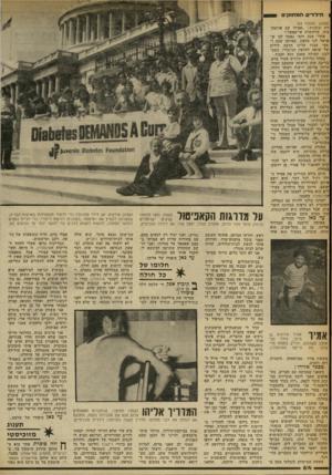 העולם הזה - גליון 2246 - 17 בספטמבר 1980 - עמוד 64 | הי ל די םהמ תו קי ם (המשך מעמוד )63 רת ונשנית :״אפילו עם פרוטקציה, ברחובות אי־אפשר.״ אחרי שנה וחצי נאמר לנו ש אושר לנו טלפון. באותה שנה וחצי עברו עלינו הרבה