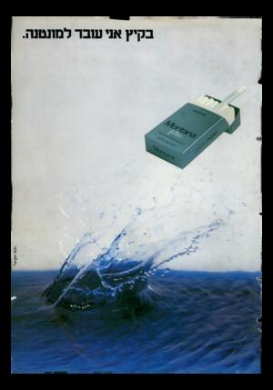 העולם הזה - גליון 2295 - 26 באוגוסט 1981 - עמוד 80 | בקיץ אל שבר