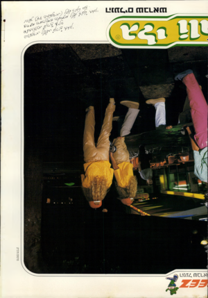 העולם הזה - גליון 2306 - 11 בנובמבר 1981 - עמוד 76 | פרסום מלניק 7^ .הנעלים