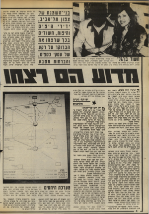 העולם הזה - גליון 2378 - 28 במרץ 1983 - עמוד 6 | חברת הברוקרים מוריץ את טוכלר, כפי שצולם במנעדון בוזל־אביב לפני כחצי שנה. לצידו, ידידה שבילתה איתו באותו ערב ושאין לה כל קשר לפרשה שבה חשוד בן־גל. י י תרגיל היה