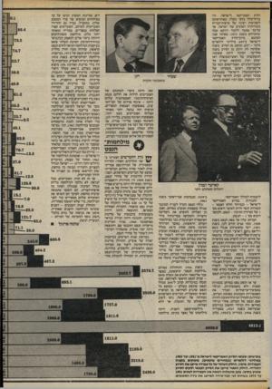 העולם הזה - גליון 2414 - 5 בדצמבר 1983 - עמוד 11 | החוץ האמריקאי לישראל, היו בדרר־כלל כלפי מעלה, כאות־וסימן לשביעות רצונה של ארצות־הברית משירותיה הטובים של ישראל. אך על־כך אפשר ללמוד דווקא ממה שהתרחש בשנת .1975