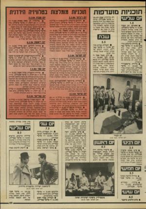 העולם הזה - גליון 2435 - 2 במאי 1984 - עמוד 33 | . • סאטירה: ניקוי ראש — מיקבץ ( 1.35 אחרי חצות — מדבר עברית). … • דרמה: לודביג קסלר מיקבץ של קטעים מתוך תוכניות ניקוי־ראש, שלא שודרו בטלוויזיה מאז שנת ,1976