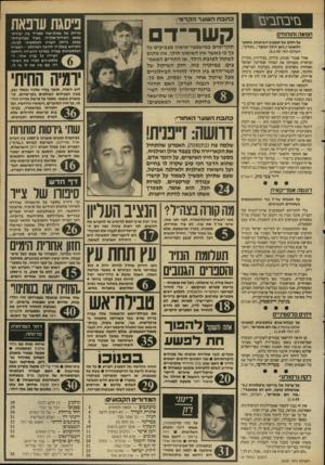 העולם הזה - גליון 2650 - 15 ביוני 1988 - עמוד 3   כ תב ת השער הקדמי: מי ב ח בי ם חמאה זתותחים על חלקו של תקציב״הביטחון בתוצר הלאומי(״לאן הולך הכסף״ ,״הנדון״, העולם הזה .)8.6.88 אורי אבנרי מנתח, כדרכו, בבהירות,