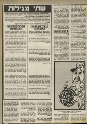 העולם הזה - גליון 2673 - 23 בנובמבר 1988 - עמוד 7 | אוו! זה מגוחך, כי שימחה היא דכר שכלב. וחוץ מכדור חי, הפולח את הלב, אין תרופה נגדה. ודגל לאומי אפשר להניף גם בדימיון, והימנון לאומי אפשר לשיר בלחש — ואז כוחו