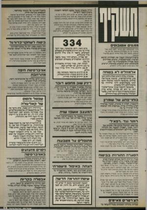 העולם הזה - גליון 2674 - 30 בנובמבר 1988 - עמוד 7 | שפטל והסוס של קאליגולה עורך־הדין יורם שפטל, שלא מושך את ידיו גם מהתבטאויות בנושאים פוליטיים, שלח באחרונה מיכתב לסגן ראש-הממ- שלה. … עלה והצלח לרגל תפקידך החדש.