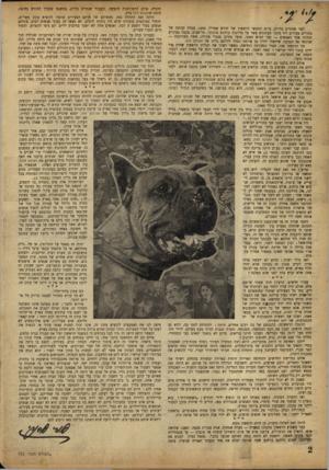 העולם הזה - גליון 753 - 3 באפריל 1952 - עמוד 2   לפני שנתיים בדיוק, ביום החמשי הראשון של חודש אפריל ,1950 ,עמדה קבוצה של בחותם צעירים ליד מוכר העתונים אשר על מדרגות קולנוע מוגרבי, תל־אביב, עקבה בעיניים תוהות
