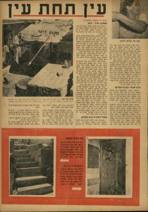 העולם הזה - גליון 824 - 6 באוגוסט 1953 - עמוד 5 | הסוף בא עם שביתת הימאים הגדולה.
